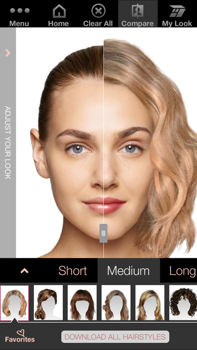 Mary Kay® Mobile Virtual Makeover 1