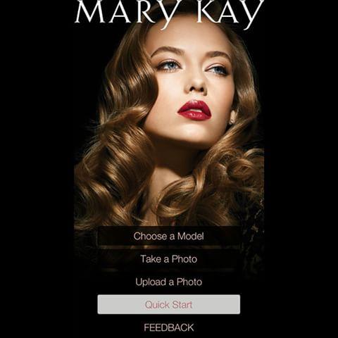 Mary Kay® Mobile Virtual Makeover 3