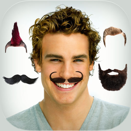 Hair-Changer-Photo-Booth-Men-Hair-Style-Photo-Effect 1