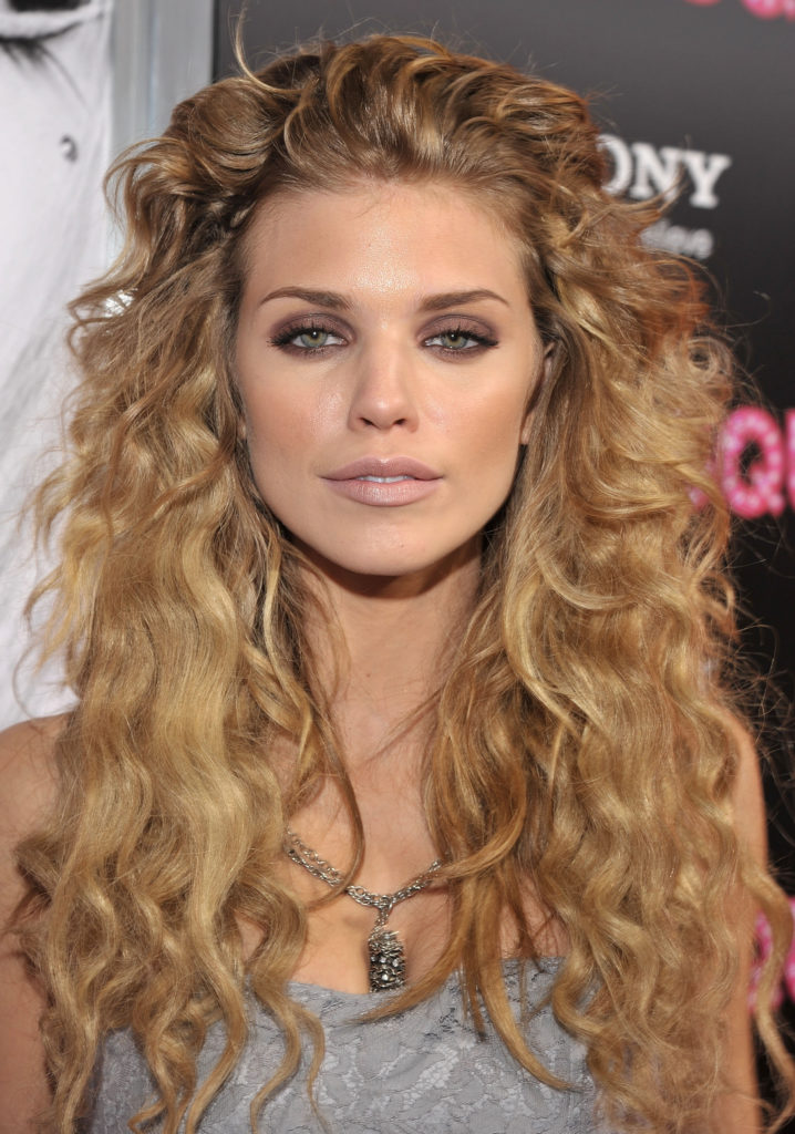 Actress AnnaLynne McCord